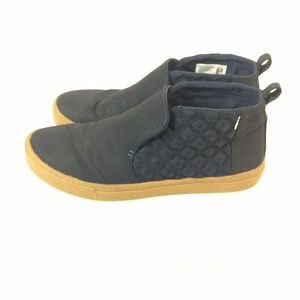 TOMS Paxton Slip On Quilted Chukka Sneaker
